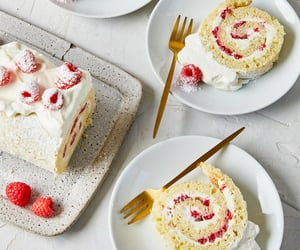 Homemade Swiss Roll