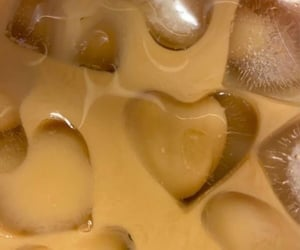 aesthetic, icecoffee, and coffee image