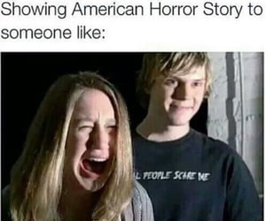 memes and american horror story image