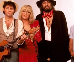 band, classic rock, and fleetwood mac image
