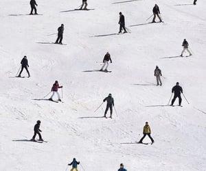 Alps, ski, and Skiing image