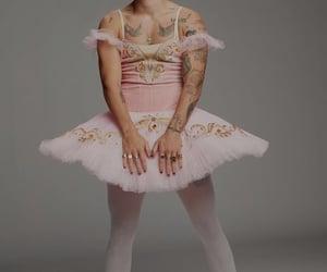 ballet, singer, and snl image
