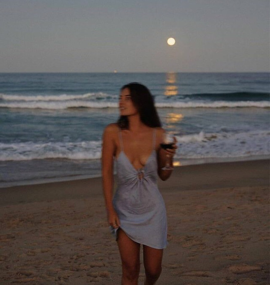 aesthetic, beach, and drink image