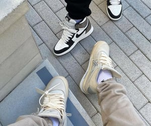 aesthetic, sneakers, and love image