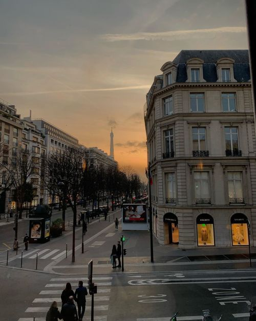 paris, city, and beautiful image