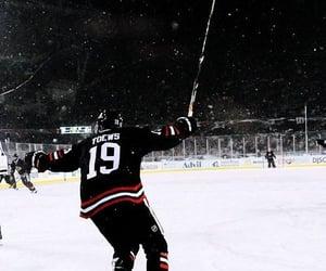 aesthetic, canada, and hockey image