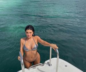 beach, bikini, and holiday image