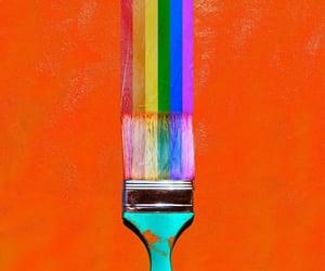 arcoiris, inspiracion, and rainbow image