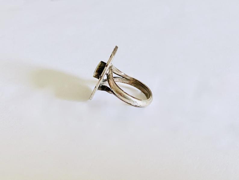 etsy, navajo artisan ring, and artisan southwestern image