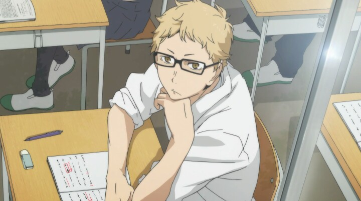 haikyuu, anime, and icon image