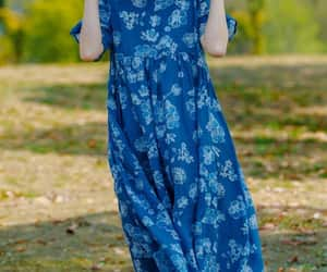 prom dress, linen dress for women, and women midi dresses image