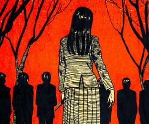 horror, ito, and junji ito image