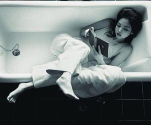 Calvin Klein, jennie, and photoshoot image
