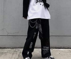 chains, graffiti, and style image