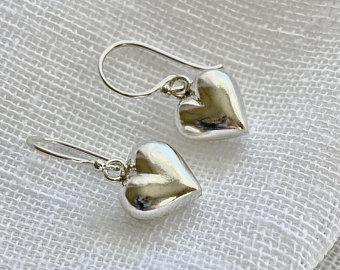 avant garde, dangle earrings, and etsy image