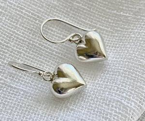 avant garde, pierced earrings, and boho earrings image