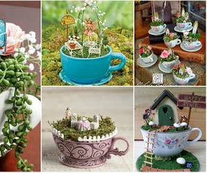 hogar, manualidades, and jardín image