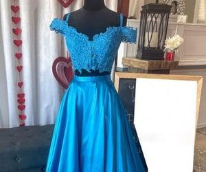 evening dresses, formal wear, and graduation dress image