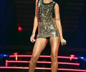 legs, rihanna, and thights image