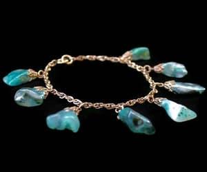 charm bracelet, etsy, and boho bracelet image