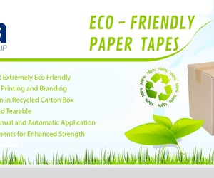 tapes, manufacturer, and paper tape image