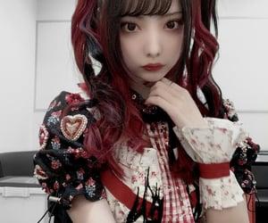 asian girl, japanese, and japanese girl image