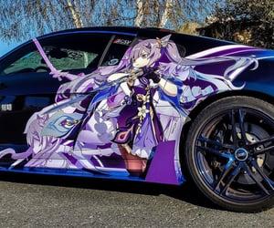 anime, cars, and japan image