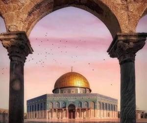 islam, Jerusalem, and palestine image