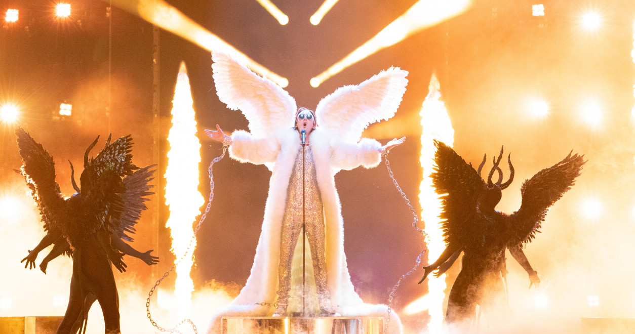 may, playlist, and eurovision image
