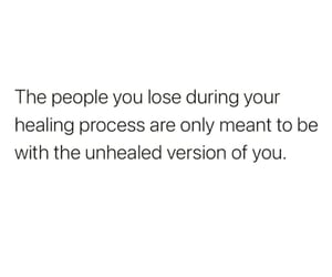 heal, PROCESS, and you image