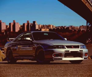 aesthetic, nissan, and gtr image