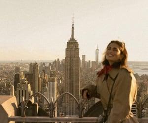 girl, life, and city image