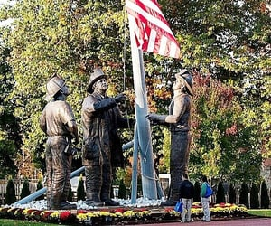 frederick, maryland, and sculptures image