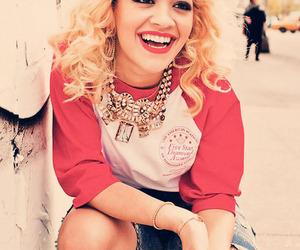 rita ora, smile, and swag image