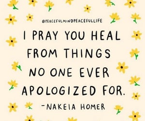 heal, quote, and quotes image