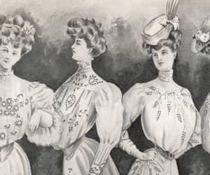 1906, shirtwaist, and modernpriscilla image