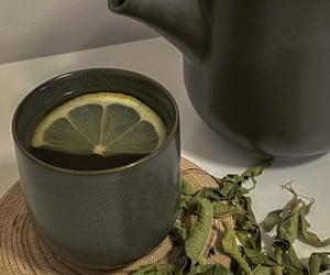 aesthetic, lemon, and organic image