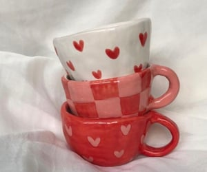 red and cup image