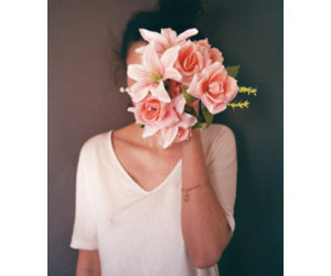 fashion, vintage, and floral image