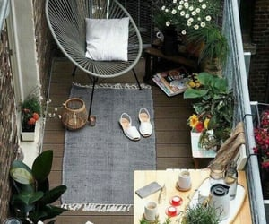 apartment, coffee, and decor image