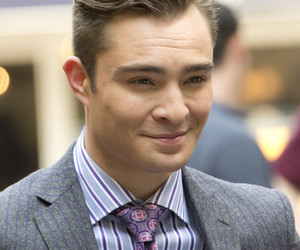 chuck bass, ed westwick, and sexy image