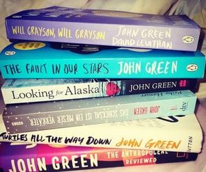 books, johngreen, and lookingforalaska image