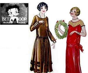 1920 and betty boop image