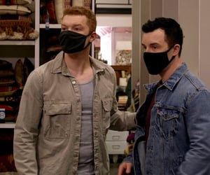 cameron monaghan, mickey milkovich, and shameless image