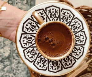 chocolate, drink, and and coffee image image