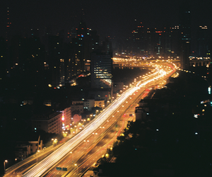 car, city, and lights image