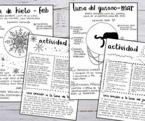 espanol, grimorio, and imprimible brujas image