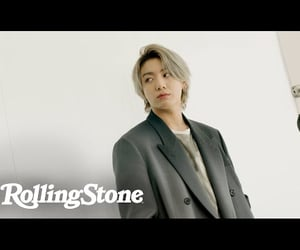 rolling stone, video, and bangtan image