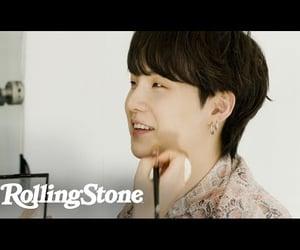 rolling stone, yoongi, and min yoongi image