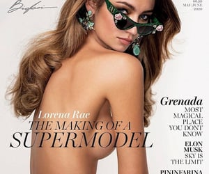 cover, maxim, and model image